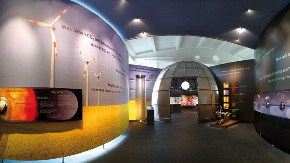 Die Werft Energy Technology German Museum Munich